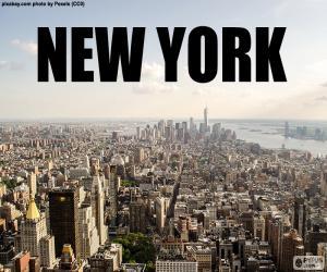 puzzel New York