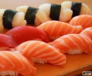 puzzel Nigiri Sushi