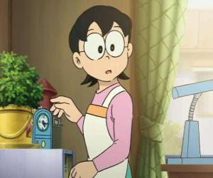 puzzel Nobita moeder, Tamako Nobi