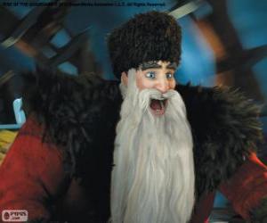puzzel Noord, kerstman