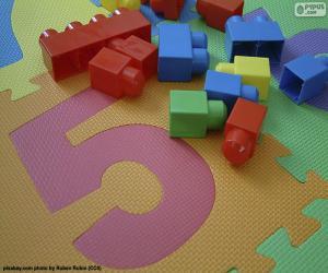 puzzel Nummer vijf
