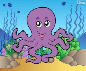 puzzel Octopus