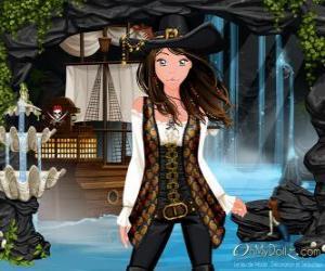 puzzel Oh mijn Dollz piraat