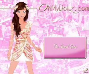 puzzel Oh My Dollz een sociaal spel