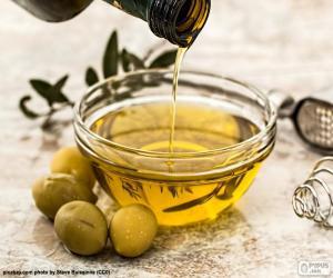 puzzel Olie van olijven