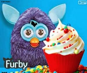 puzzel Ontbijt van Furby