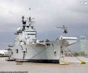puzzel Oorlogsschip