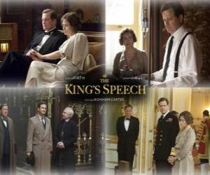 puzzel Oscar 2011 - Beste Film: The King's Speech (2)