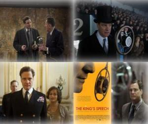 puzzel Oscar 2011 - Beste Film: The King's Speech (1)