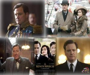puzzel Oscar 2011 - Beste Film: The King's Speech