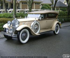 puzzel Packard 740 Standard Eight (1930)