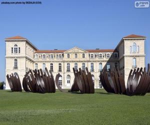 puzzel Palais du Pharo, Frankrijk