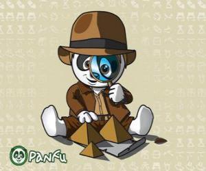 puzzel Panfu detective