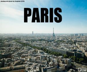 puzzel Parijs