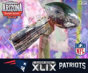 puzzel Patriots, Super Bowl 2015 kampioenen