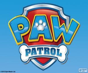 puzzel Paw Patrol logo