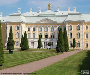 puzzel Peterhof Paleis, Rusland
