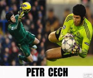puzzel Petr Cech