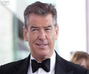 puzzel Pierce Brosnan