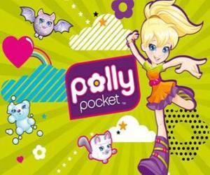 puzzel Polly Pocket met uw huisdieren