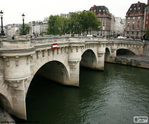 puzzel Pont Neuf, Parijs