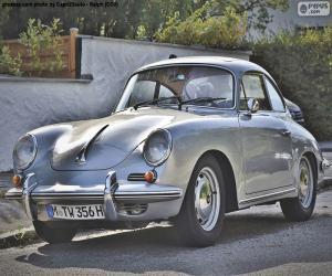puzzel Porsche 356 C