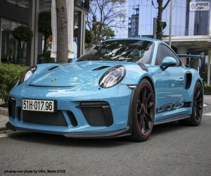 puzzel Porsche 911 GT3 RS