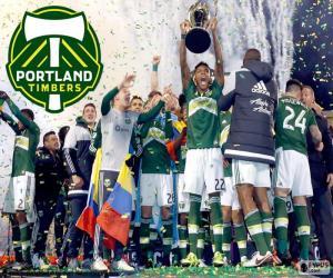 puzzel Portland Timbers, MLS 2015