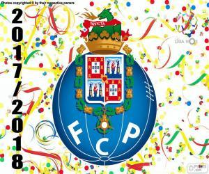 puzzel Porto, Primeira Liga 2017-18
