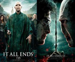 puzzel Posters Harry Potter en de Relieken van de Dood (6)