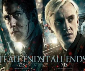 puzzel Posters Harry Potter en de Relieken van de Dood (5)