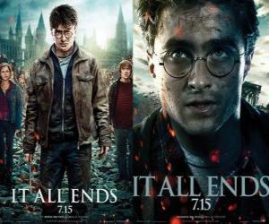 puzzel Posters Harry Potter en de Relieken van de Dood (3)
