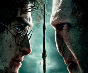 puzzel Posters Harry Potter en de Relieken van de Dood (2)
