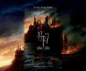 puzzel Posters Harry Potter en de Relieken van de Dood (1)