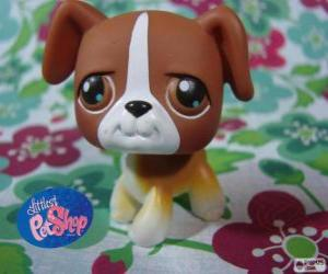 puzzel Puppy van de kleinste PetShop