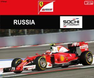 puzzel Räikkönen, Grand Prix van Rusland 2016
