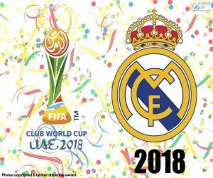 puzzel Real Madrid, wereldkampioen 2018