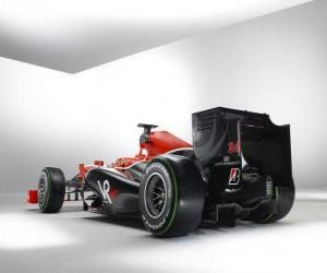 puzzel Rear View, Virgin VR-01