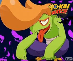 puzzel Rebelcebu, Yo-Kai Watch