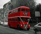 Bus in Londen