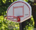 Rugplank Basketball