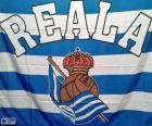 Vlag Real Sociedad