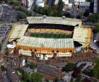 Stadion van Wolverhampton Wanderers FC - Molineux Stadium -