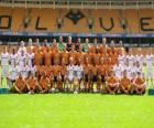 Team van Wolverhampton Wanderers FC 2009-10