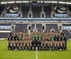 Team van Hull City AFC 2008-09