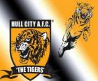Embleem van Hull City AFC