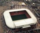 Stadion van Sunderland AFC - Stadium of Light -