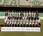 Team van Real Betis 2008-09
