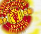 Embleem van Manchester United FC