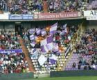 Vlag van Real Valladolid CF
